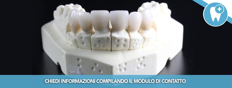 Le ceramiche più evolute per i tuoi denti: zirconia e disilicato di litio