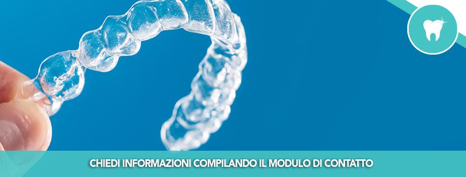 Ortodonzia Invisibile - Invisalign