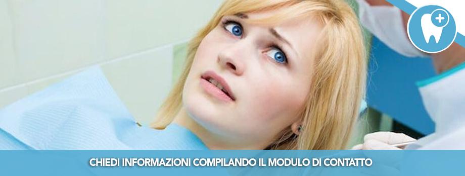Paura del dentista: quali sono le cause principali?
