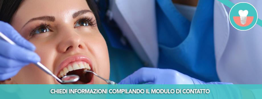 Rimozioni Cisti e Granulomi Dentali